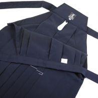 """Hakama Seido """"Keiko"""" Tetron Supérieur - Bleu Marine (Japon)"""