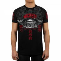 T-shirt Wicked One China - Noir