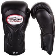 Gants de boxe Twins BGVL-6 - Noir