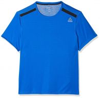 T-shirt Reebok Workout Tech Top - Bleu