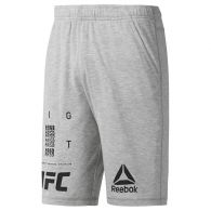 Short Reebok UFC Fan Gear - Gris