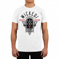 T-shirt Wicked One Hoodlum - Blanc