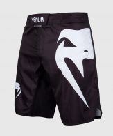 Fightshort Venum Light 3.0 - Noir/Blanc