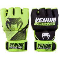 Gants de MMA Venum Training Camp 2.0  - Noir/Jaune Fluo
