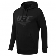 Sweat à capuche Reebok UFC Fan Gear - Noir