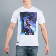 T-shirt Scramble x Judge Dredd - Dredd Rain