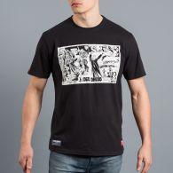 T-shirt Scramble x Judge Dredd - Samurai