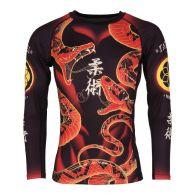 Rashguard Tatami Fightwear Duelling Snakes
