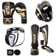 Pack Kick Boxing Elite - Noir/Or 1