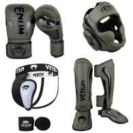 Pack Kick Boxing - Kaki/Noir 1