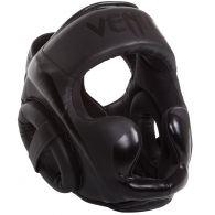 Casque de boxe Venum Elite - Noir/Noir