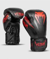 Gants de boxe Venum Impact - Noir/Rouge