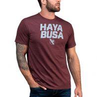T-shirt Hayabusa Casual Logo  - Rouge