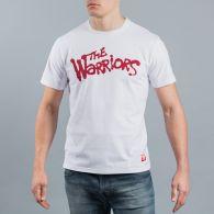 T-shirt Scramble x The Warriors - Blanc