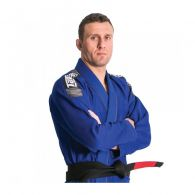 Kimono JJB Tatami Fightwear Nova Plus - Bleu