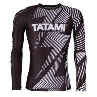 Rashguard IBJJF Tatami Fightwear - Manches longues - Blanc