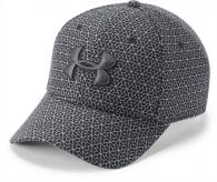 Casquette Under Armour Blitzing 3.0 Stretch Fit - Gris