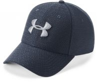 Casquette Under Armour Blitzing 3.0 Stretch Fit - Bleu marine