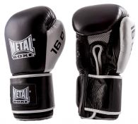 Gants de boxe Super Sparring Metal Boxe - Noir/Blanc