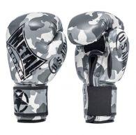 Gants de boxe Super Entrainement Compétition Metal Boxe Army