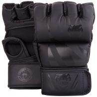 Gants de MMA Venum Challenger - Sans pouce - Noir/Noir
