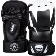 Gants de MMA Venum Impact Sparring  - Noir/Blanc