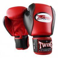 Gants de boxe Twins BGVL 7 - Rouge/Noir
