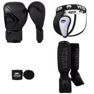 Pack Venum Contender 2.0 - Noir/Noir