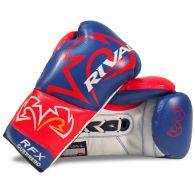 Gants de Boxe Pro Rival Guerrero - Bleu/Rouge/Blanc