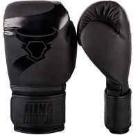 Gants de boxe Ringhorns Charger - Noir/Noir
