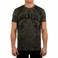 T-shirt Wicked One Thai Armor - Kaki