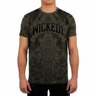 T-shirt Wicked One Thai Armor - Kaki