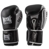Gants de boxe Super Sparring Metal Boxe - Noir/Gris