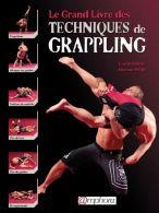 Le grand Livre des techniques de Grappling (livre)