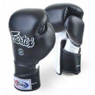 Gants de Boxe Fairtex FXV6 - Noir