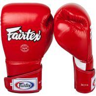 Gants de Boxe Fairtex FXV6 - Rouge