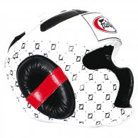 Casque Boxe Fairtex HG10 - Blanc
