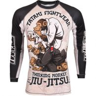 Rashguard Tatami Fightwear Thinker Monkey