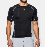 T-shirt compression Under Armour HeatGear® - Graphite