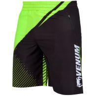 Short de sport Venum Training Camp 2.0 - Noir/Jaune Fluo