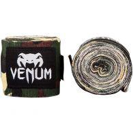 Bandages de boxe Venum Kontact - Forest Camo - 2,5 mètres