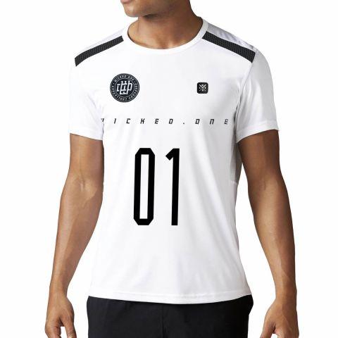 T-shirt Wicked One Heat - Blanc