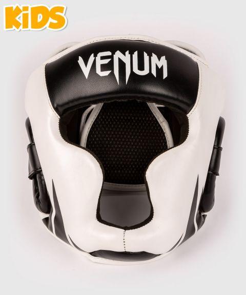 Casque de Boxe Venum Challenger KIDS - Noir/Blanc
