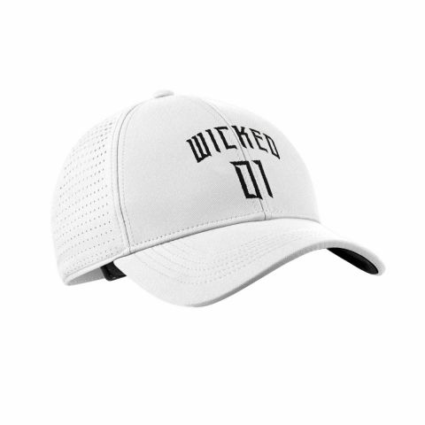 Casquette Wicked One One - Blanc