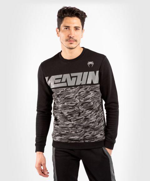 Sweatshirt Venum Connect - Noir/Camo Foncé