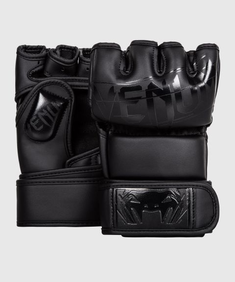 Gants de MMA Venum Undisputed 2.0 - Noir/Noir