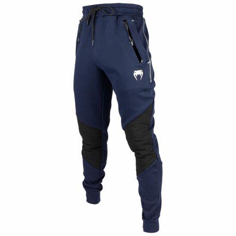 Pantalon de jogging Venum Laser Evo - Bleu Marine/Argenté