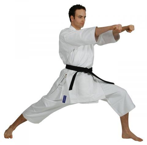 Kimono de Karaté Hayashi Reikon - Blanc - Approuvé WKF