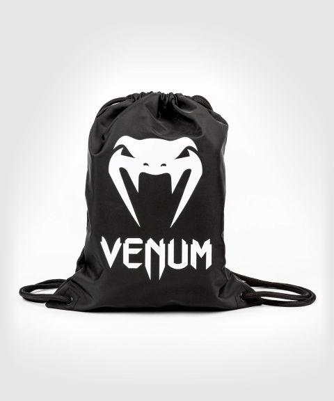 Sac de gym à lacets Venum Classic - Noir/Blanc