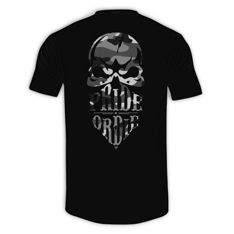 T-Shirt Pride or Die Reckless Urban Camo